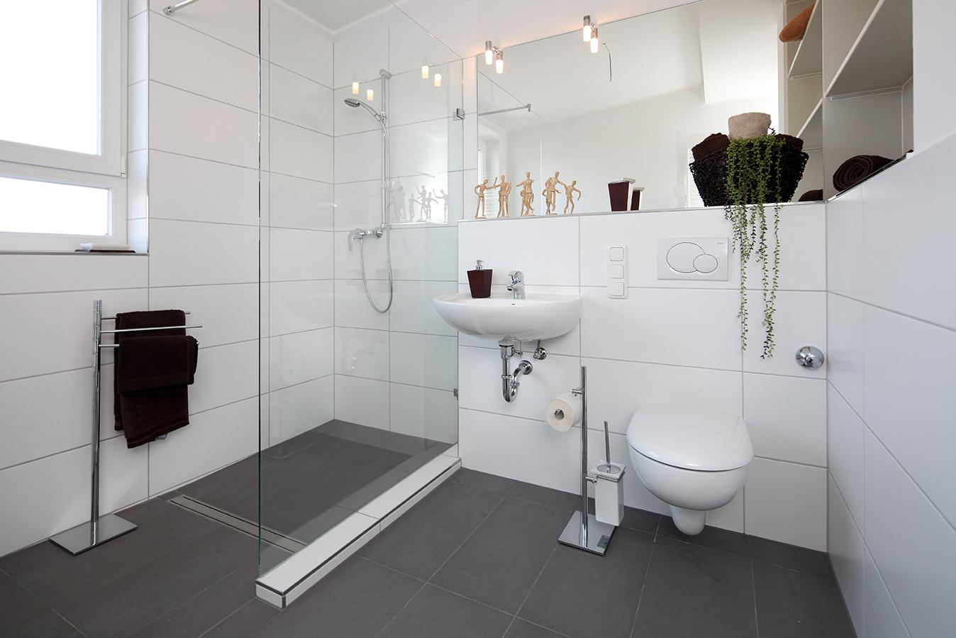 Construire Ou Rénover Sa Salle De Bain - Construire sa salle de bain